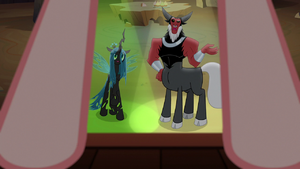 Chrysalis and Tirek 'do we really need' S9E8
