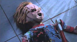 Chucky's death