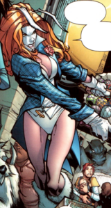Lorina Dodson (Earth-616) from Amazing Spider-Man Vol 3 1 001