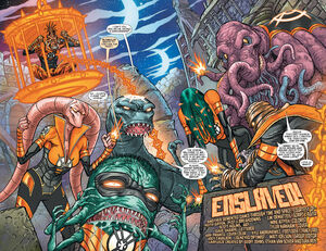 Orange Lantern Corps Prime Earth 0003