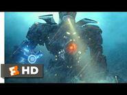 Pacific Rim (2013) - Gipsy Danger vs