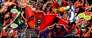 Red Lantern Corps 006