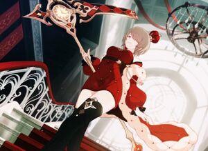 Rita Rossweisse Red Queen