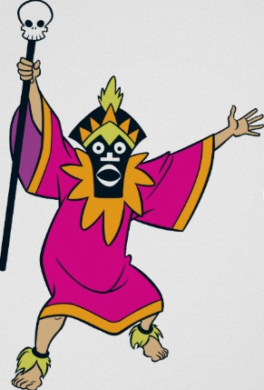 Witch Doctor (Scooby-Doo)