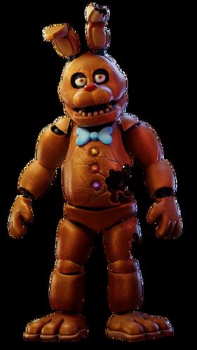 Chocolate Bonnie