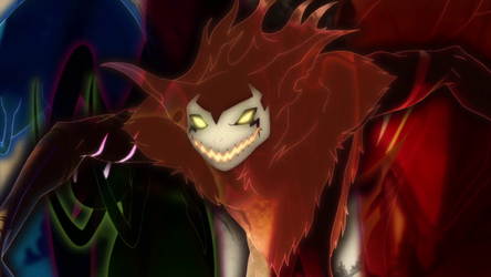Dark Spirits (Legend of Korra)