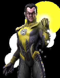 Injustice Sinestro