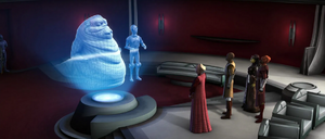 Palpatine Jabba Jedi