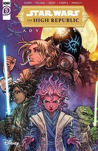 The High Republic Adventures 5