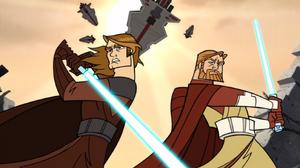 Anakin Obi-Wan soldiers