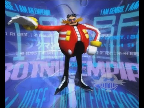 Dr. Eggman (Snapcube)