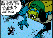 Aliens (Calvin and Hobbes)