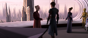 Chancellor Palpatine moral