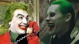 Evolution of the Joker in Movies and TV in 5 Minutes (2017)