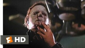Halloween II (10 10) Movie CLIP - The Burning Death of Michael Myers (1981) HD