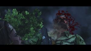 Michonne murders Randall