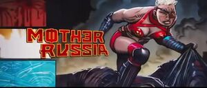 Mother Russia (Comic Version)