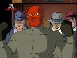Red Skull 1990 series