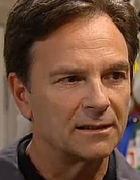 Richard's evil stare