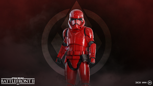 Sith Trooper TROS Battlefront II