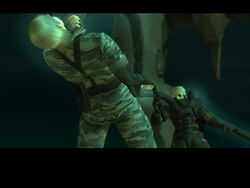 Solidus killing Olga