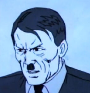 Adolf Hitler (Earth-8107) from Spider-Man and His Amazing Friends Season 1 13 0001