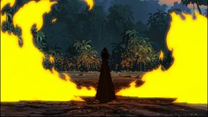 Asajj strides flame
