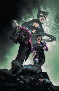 Batman Vol 3 100 Unknown Comics Miguel Mercado Virgin Variant