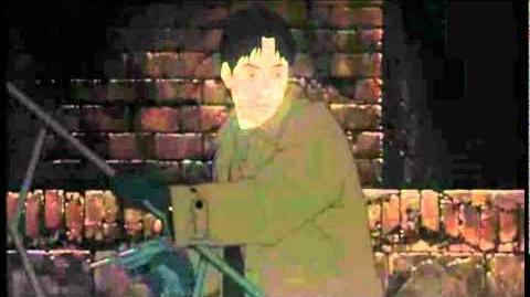 Jin Roh The Wolf Brigade - Sewer Fight Scene