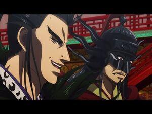 Shouheikun assembles the Qin Generals -HD- Kingdom Season 3