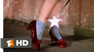 The Ruby Slippers - The Wizard of Oz (3 8) Movie CLIP (1939) HD