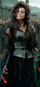 Bellatrix the Strange Witch