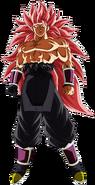 Black goku super saiyan rose 3 by arbiter720 der5flw