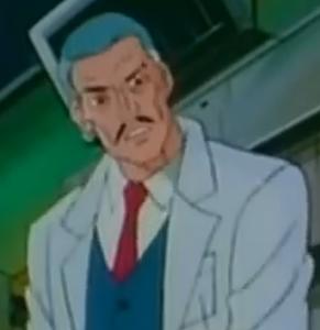 Bolivar Trask X-Men cartoon