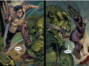 Killer Croc Prime Earth 0111