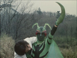 Mantis Man 2