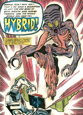 Hybrid (Rom Spaceknight)