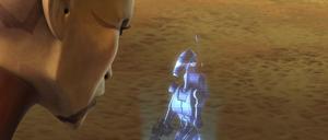 Ventress droid miniture