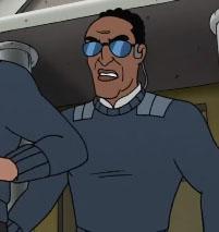 Agent Underville