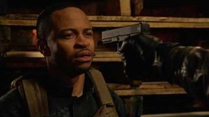 Arrow S04E20 - John kills Andy, Andy dies - Full HD