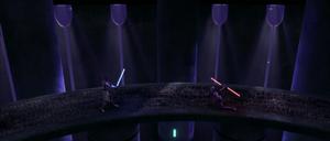 Asajj Ventress Kenobi catwalk