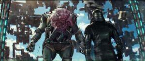 Krang and Shredder 2