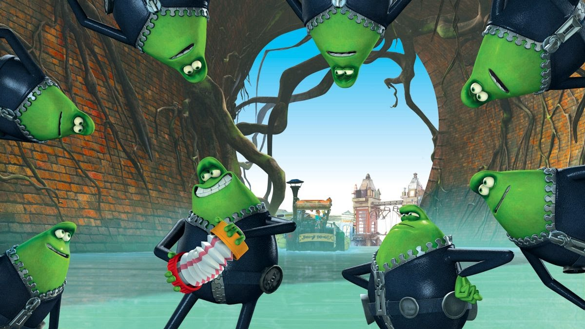 Henchfrogs