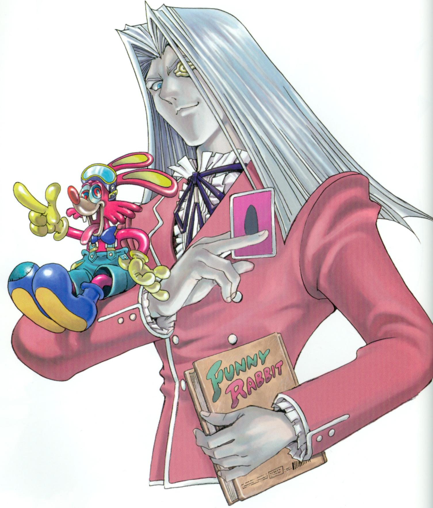 Pegasus J. Crawford