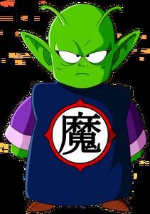 Piccolo Kid Render