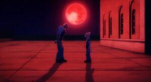Riz and Tem anime 07