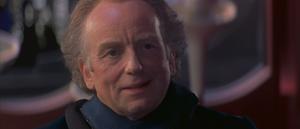Senator Palpatine confidant