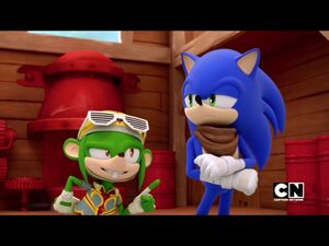 Swifty and Sonic 5