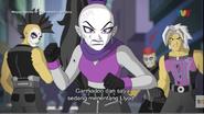 Ultra Violet and Sons of Garmadon (Flashback)
