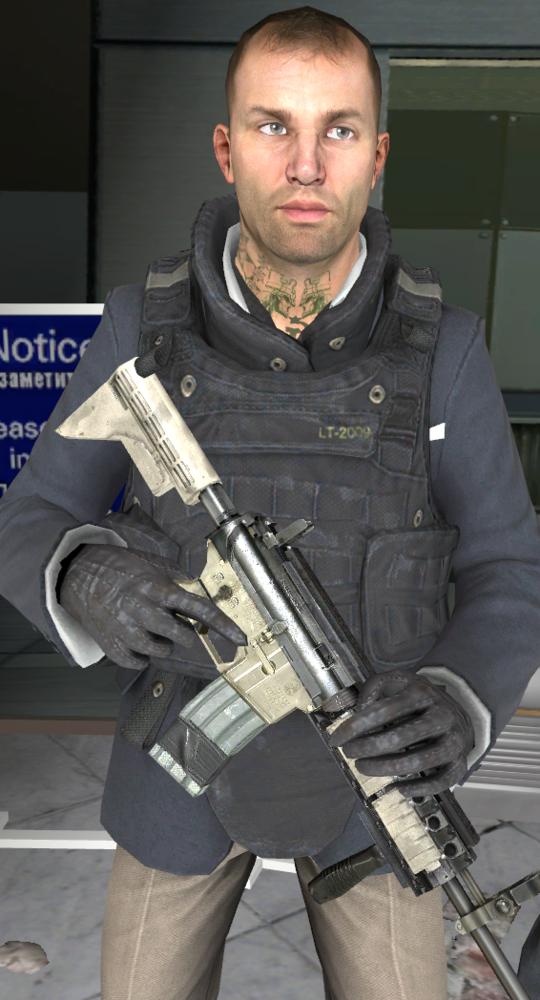 Viktor (Call of Duty)